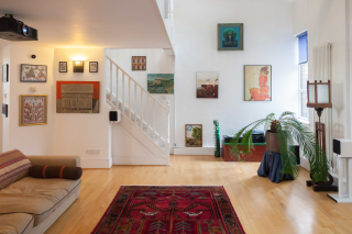 Central London home swap