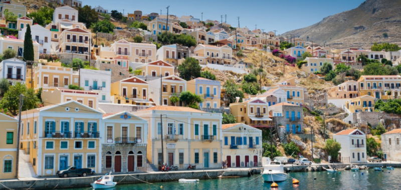 Greek Island home swap
