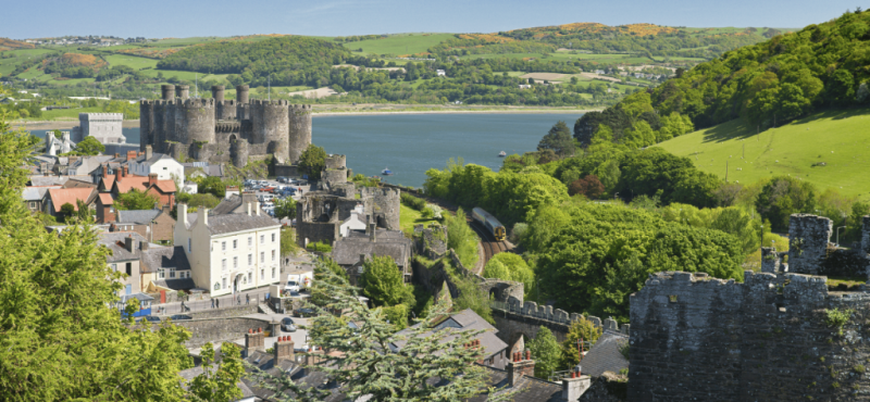 Conwy, North Wales home exchange