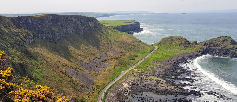 Northern Ireland Home Swap: Giants Causeway