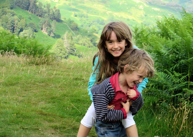 Kate's home swap in the Lake District