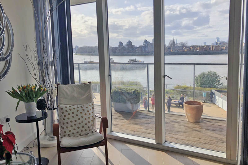 Home exchange offer in Greenwich, London